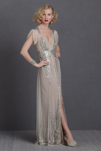 Posted in 1920s wedding vestido de novia wedding dress wedding gown